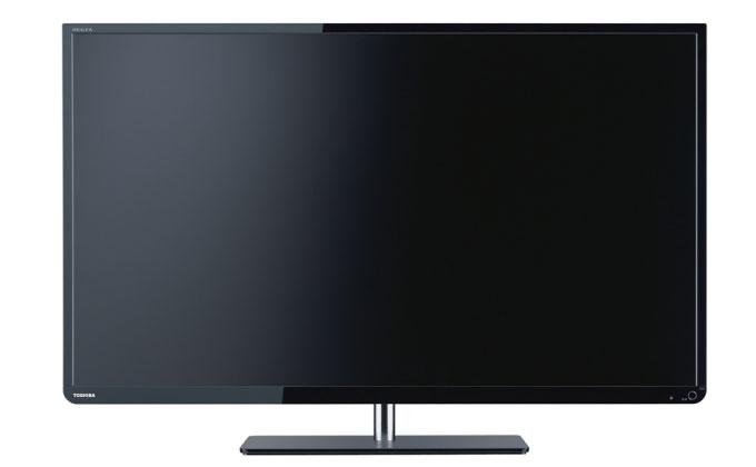 大きなテレビをプレゼント