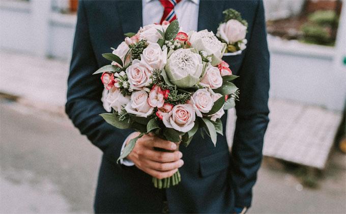 花束を君に贈ろう