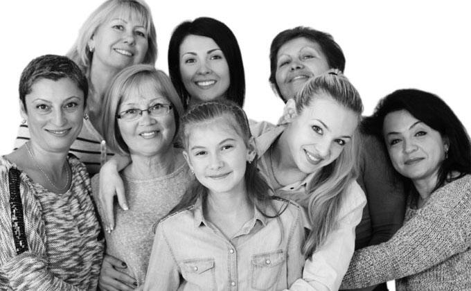 様々な年代の女性は加齢により好きなタイプが変わる